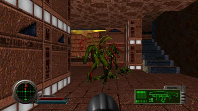 Marathon 2: Durandal screenshot