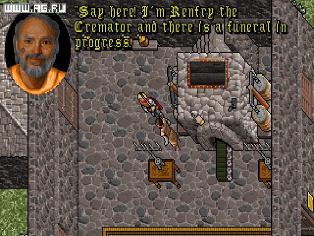Ultima VII Part 2: Serpent Isle - The Silver Seed screenshot