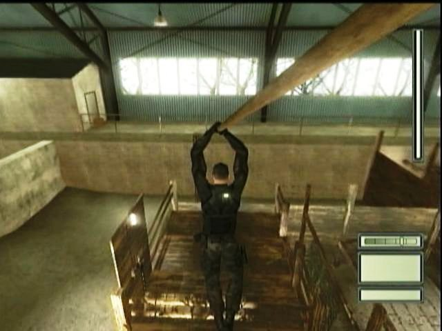 Tom Clancy's Splinter Cell screenshot