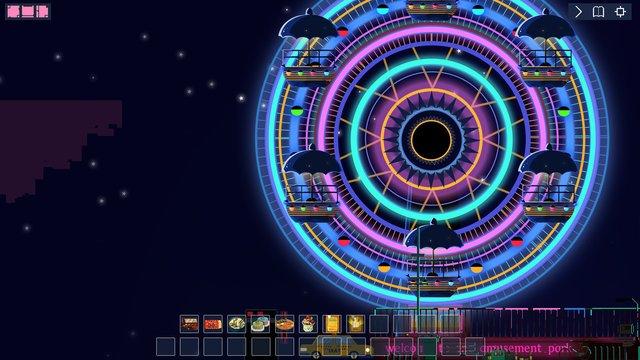 City of sky screenshot