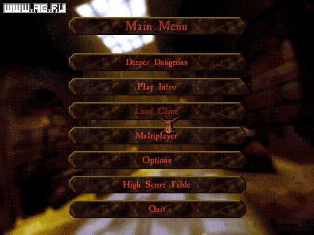 Dungeon Keeper: The Deeper Dungeons screenshot