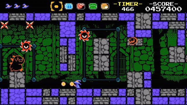 Ravva and the Cyclops Curse screenshot