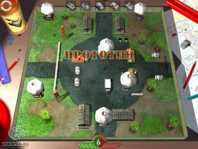 Танчики O Box screenshot