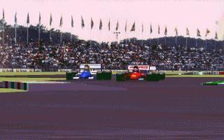 Formula One Grand Prix screenshot