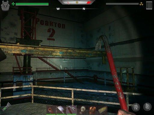 Побег из Чернобыля screenshot