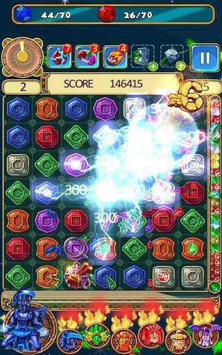Montezuma Blitz screenshot