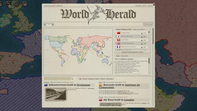 Call of War screenshot