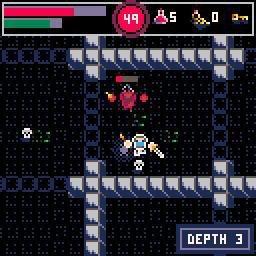 MazeBorn screenshot