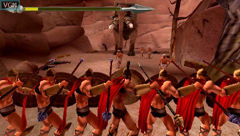 300: March To Glory screenshot