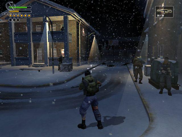 Freedom Fighters screenshot