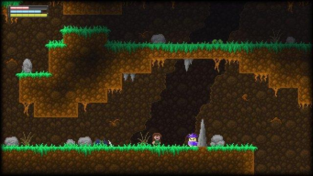 Momento Temporis: Light from the Deep screenshot
