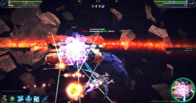 Cannons Lasers Rockets screenshot