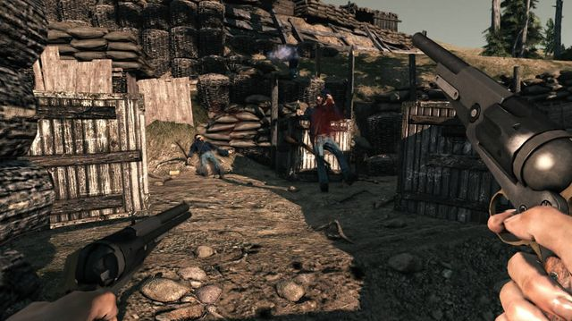 Call of Juarez 2 screenshot