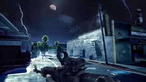Zombie Sniper: Evil Hunter screenshot