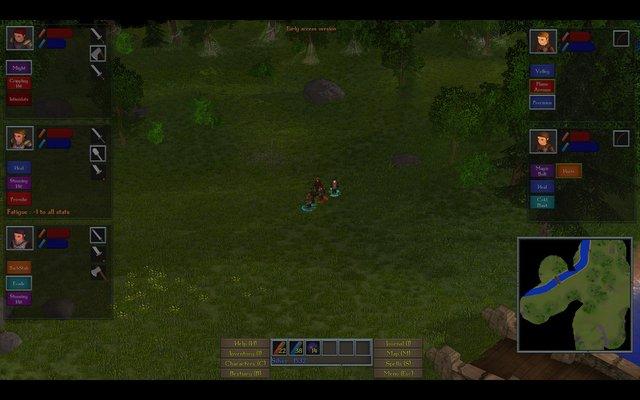 Worlds of Chaos screenshot