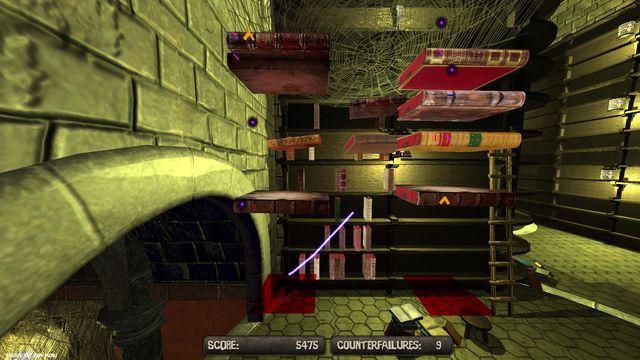 Dracula's Library screenshot