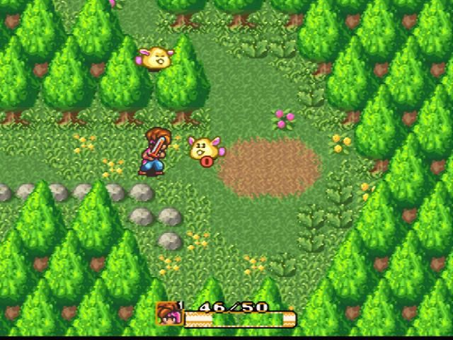 Secret of Mana (1993) screenshot