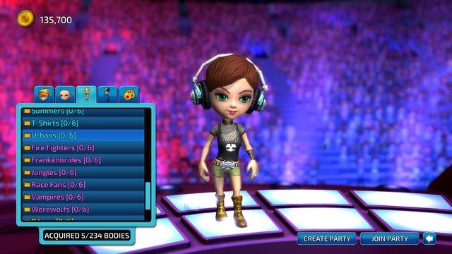 Blast Zone! Tournament screenshot