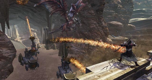 Dragon's Prophet Turkiye screenshot