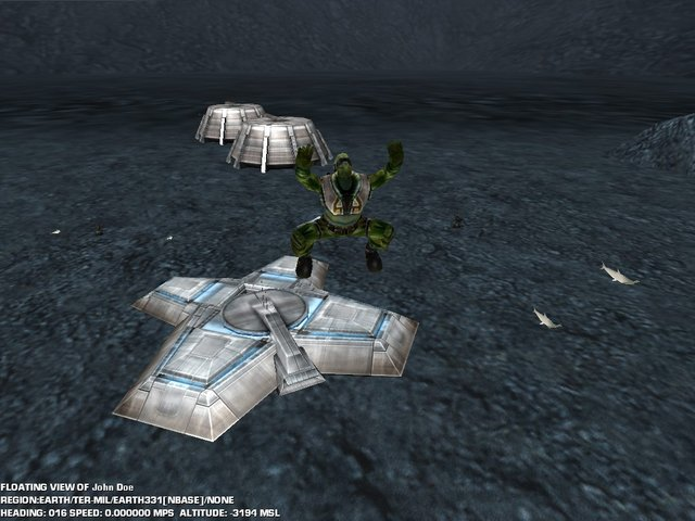 Universal Combat screenshot