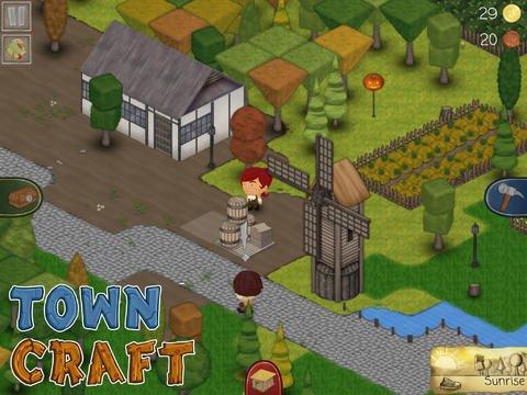 TownCraft screenshot