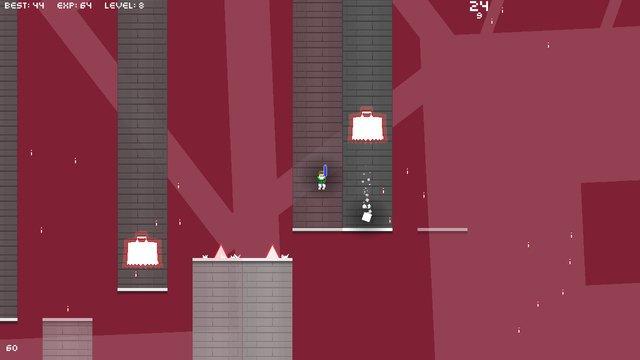 Alpha Runner screenshot