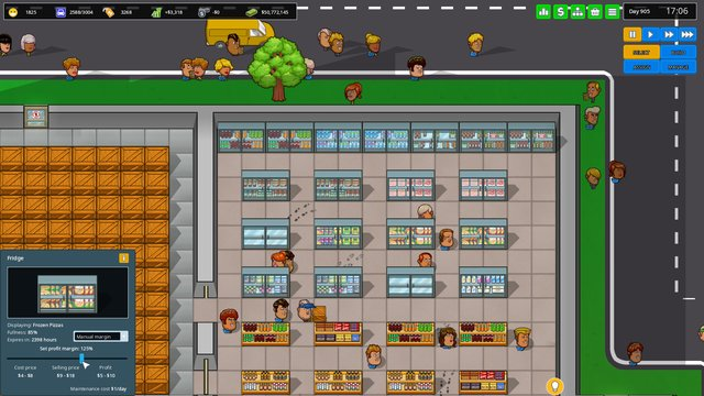 Another Brick in the Mall screenshot