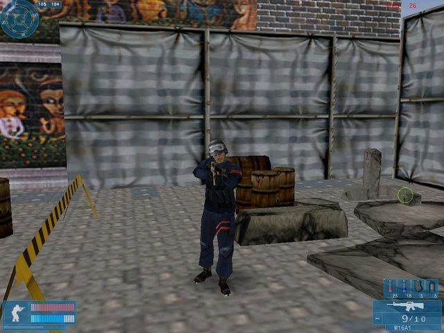 Outpost (2004) screenshot