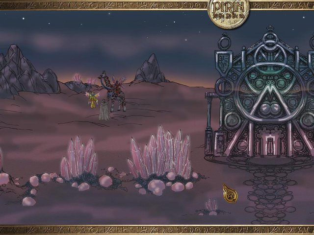 Eselmir and the five magical gifts screenshot