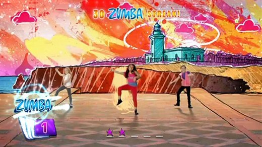 Zumba Kids screenshot