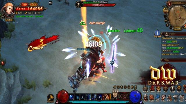 Dark War screenshot