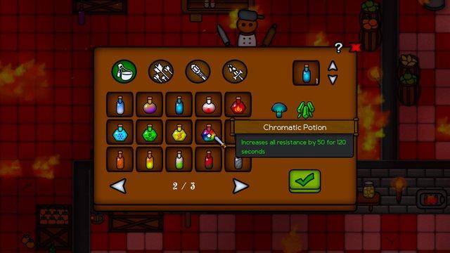 Kronos screenshot