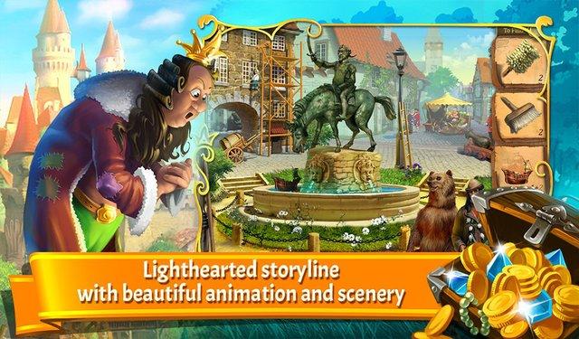 The Surprising Adventures of Munchausen screenshot