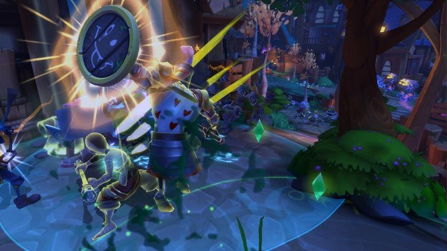 Dungeon Defenders II screenshot