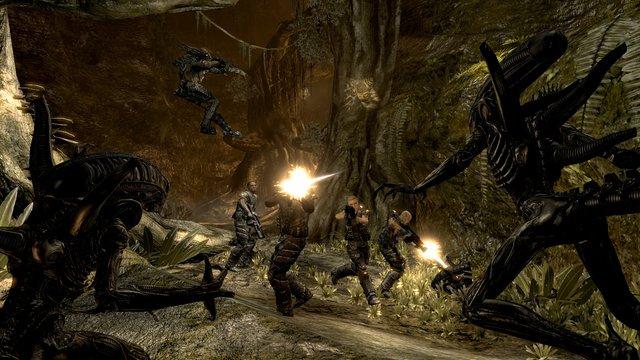 Aliens vs. Predator (2010) screenshot