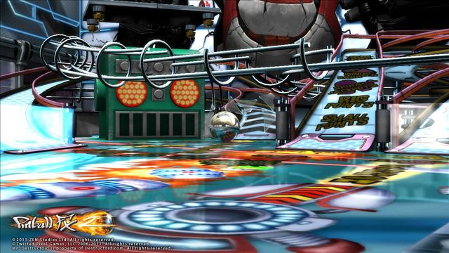 Pinball FX 2 screenshot
