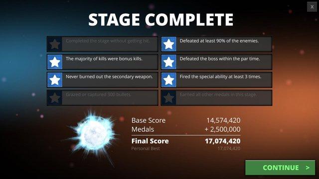 Legacy of the Elder Star screenshot