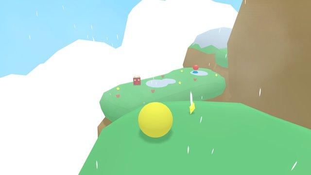 Super Lovely Planet screenshot