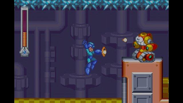 MEGA MAN & BASS screenshot