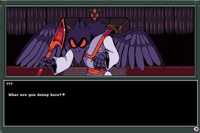 The Sword and the Fox screenshot