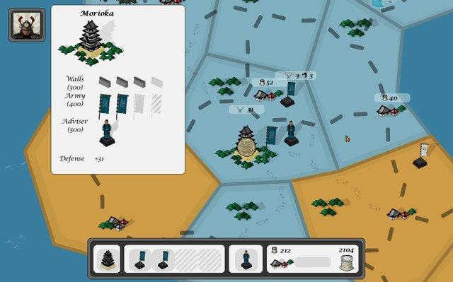 Tenshu General screenshot