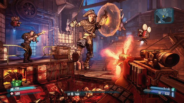 Borderlands 2 Headhunter 1: TK Baha's Bloody Harvest screenshot