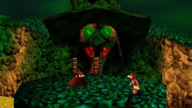Banjo-Kazooie (1998) screenshot