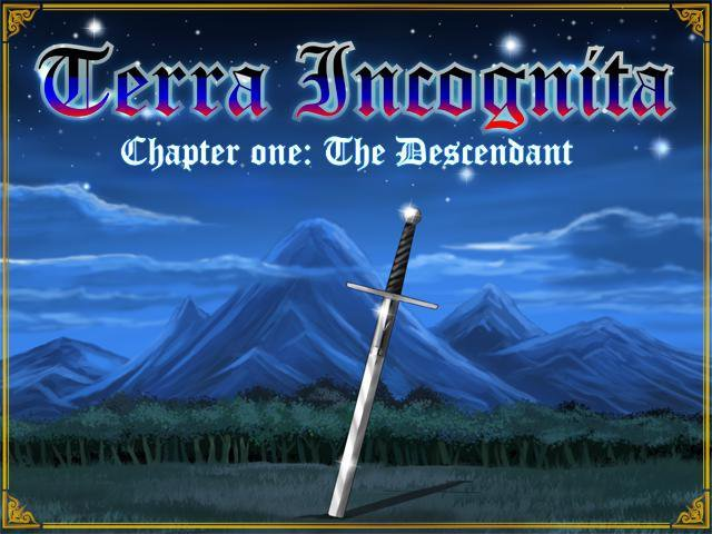 Terra Incognita ~ Chapter One: The Descendant screenshot