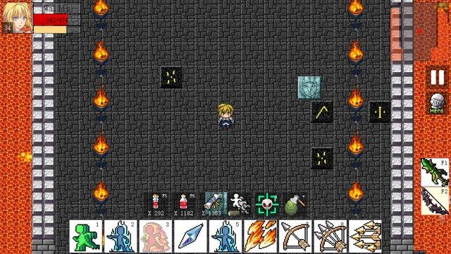 Dawn of Warriors screenshot