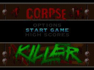 Corpse Killer screenshot