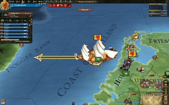 Европа 3: Божественный ветер screenshot