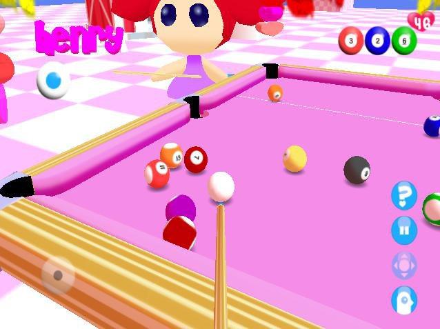 Amju Super Cool Pool screenshot