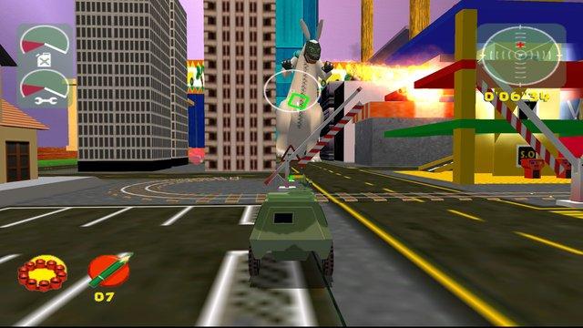 Toy Commander screenshot