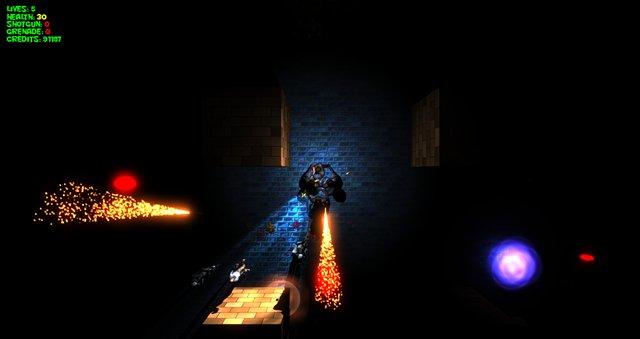 Dungeon Shooter 2 screenshot